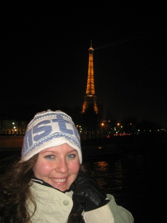 Anastasia in Paris