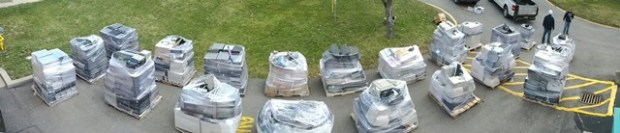 RMU Apple recylcing project